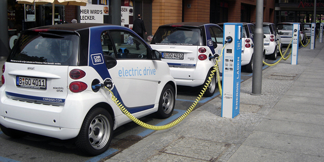 Electrocar car-sharing in New Zeland, Auckland