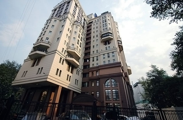 Residential compound Novy Arbat 29