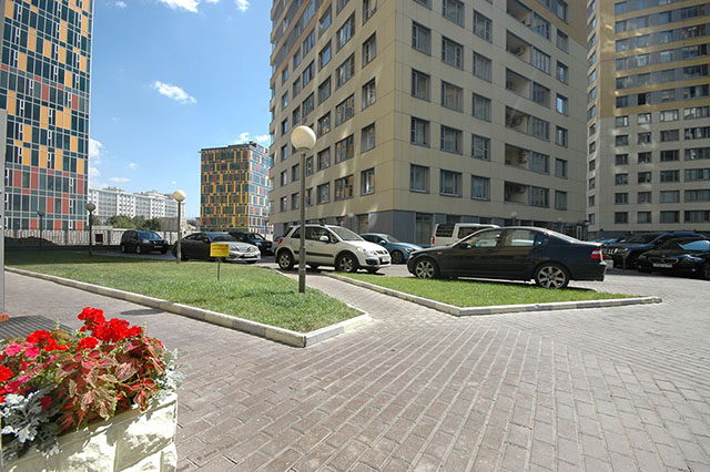 Residential compound Sozvezdiye Capital 1