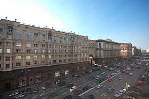 Rent Real Estate in Moscow - all the best flats are in Tverskaya
