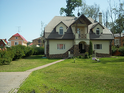 Houses for sale in Kaluzhskoye shosse area – picturesque landscapes far off the hustle and bustle of the city