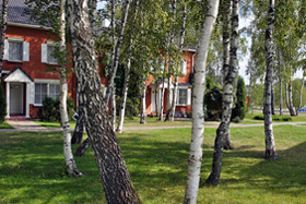 Cosy and homely townhouses in international community residences in the nearest proximity to moscow centre