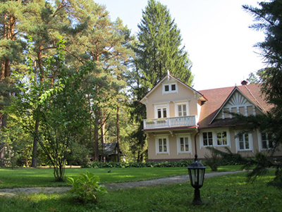Houses for sale in Kievskoye shosse- best houses in picturesque area of Kievskoye shosse