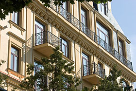 Posh property abounds in Russian real estate market