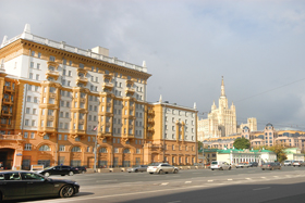 Stalin period buildings along with 7 famous skyscrapers and ministerial buildings are as well precious housing of Russia