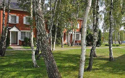 Rosinka is an island of healthy life in the nearest proximity to huge city